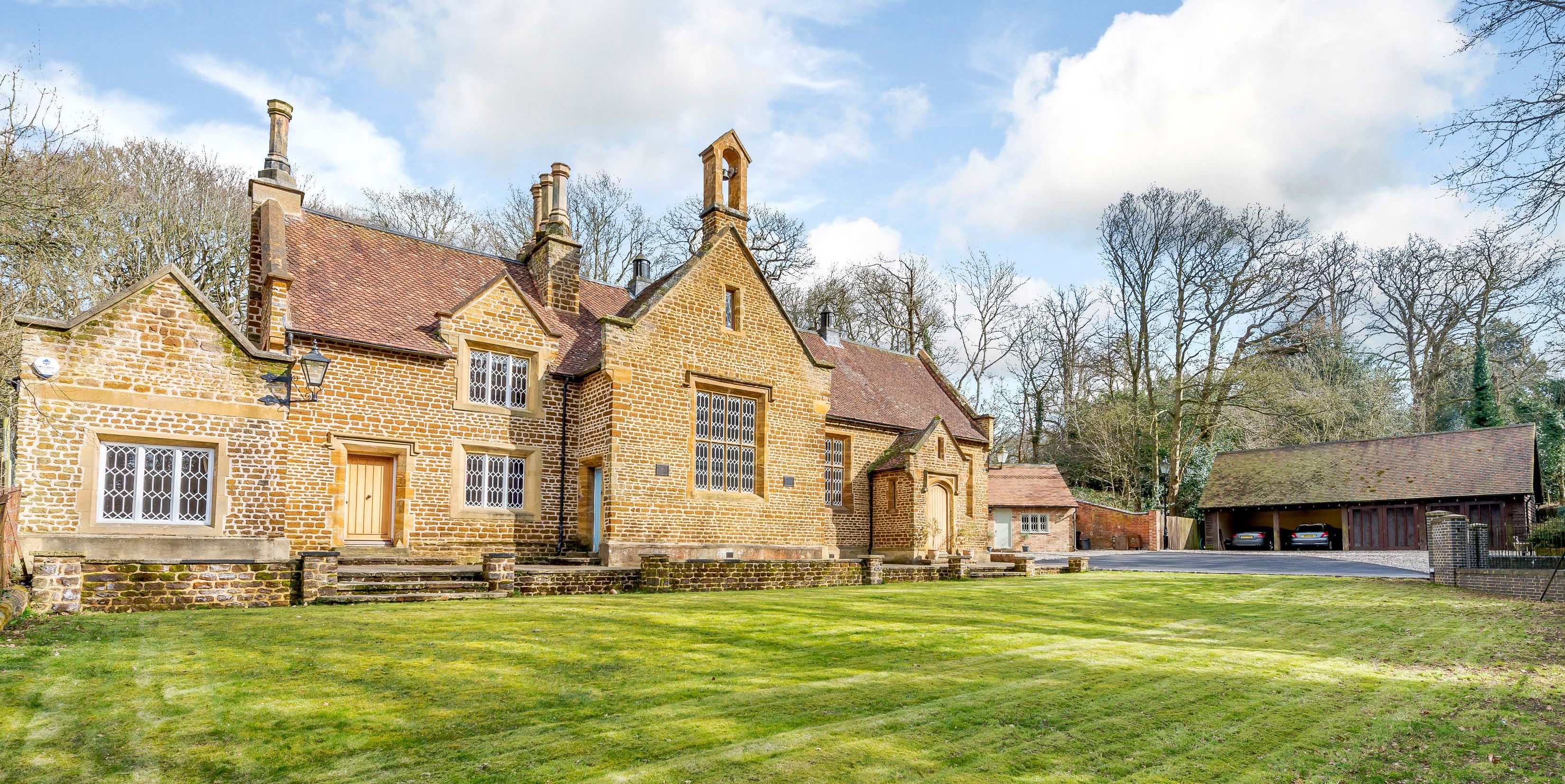 Old School Works - Milton Keynes - garden - Savills