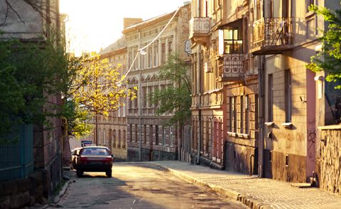 Cheap city breaks Europe - Lviv