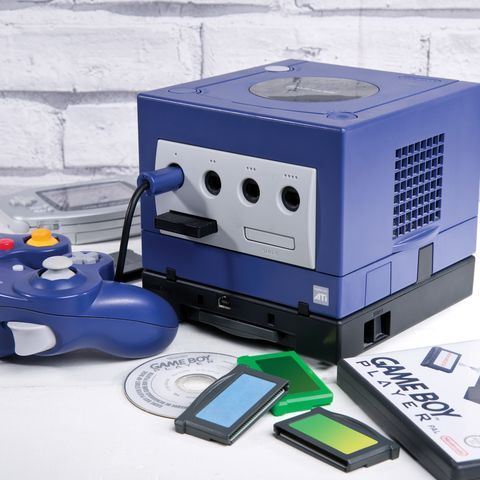old toys worth money - nintendo gamecube