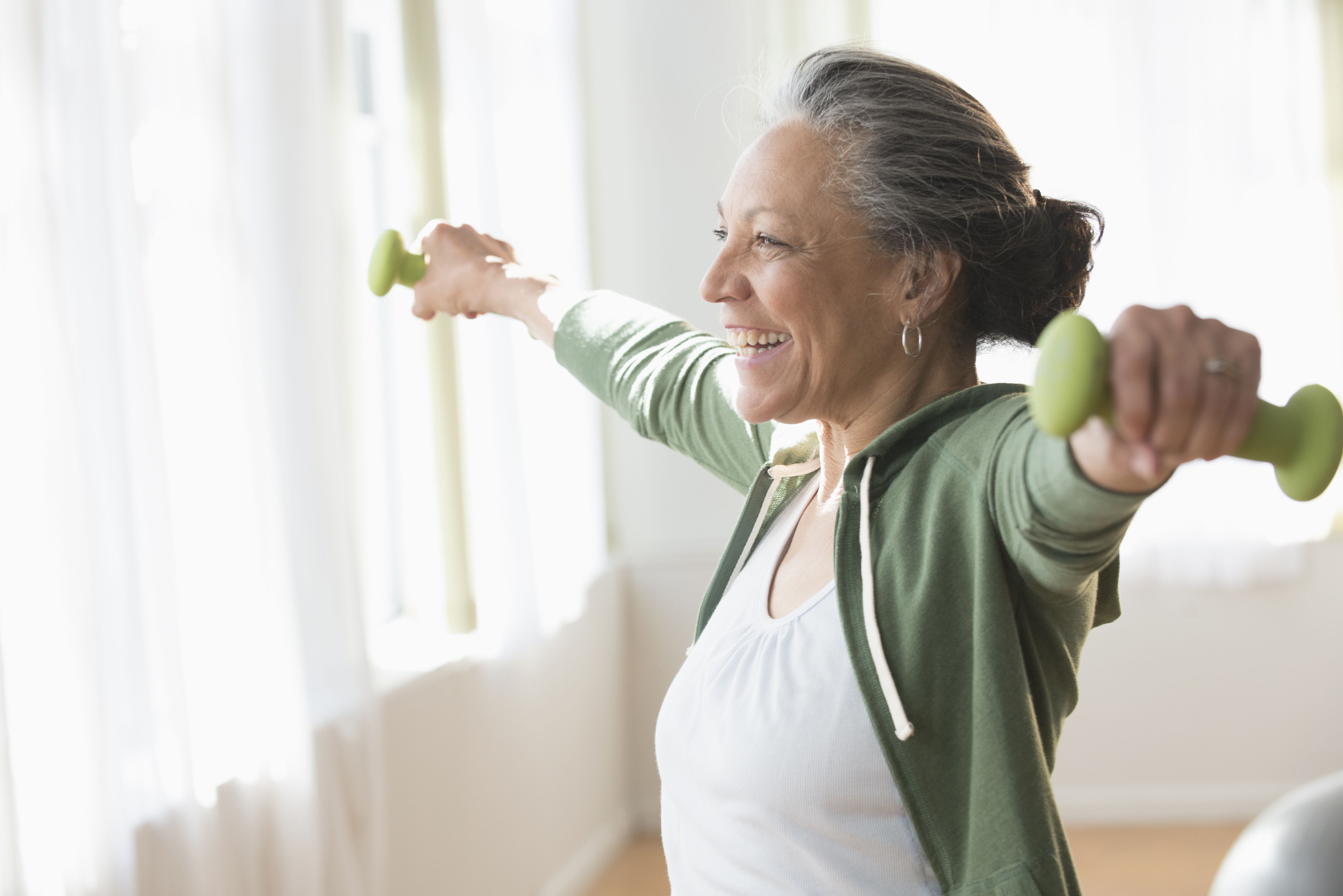 Best exercise for people over 50