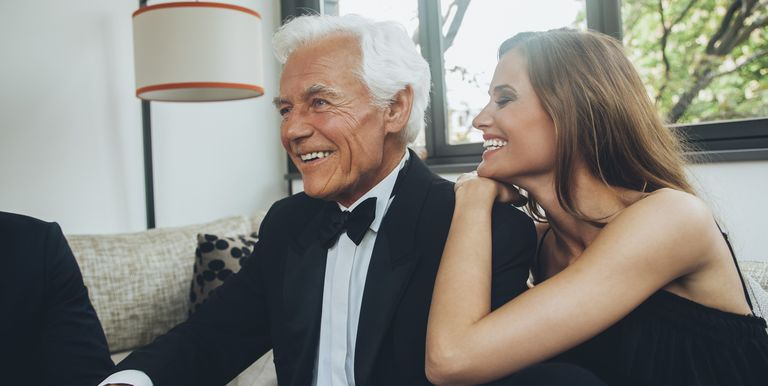 Marrying An Older Man - Older Man Younger Woman -6822