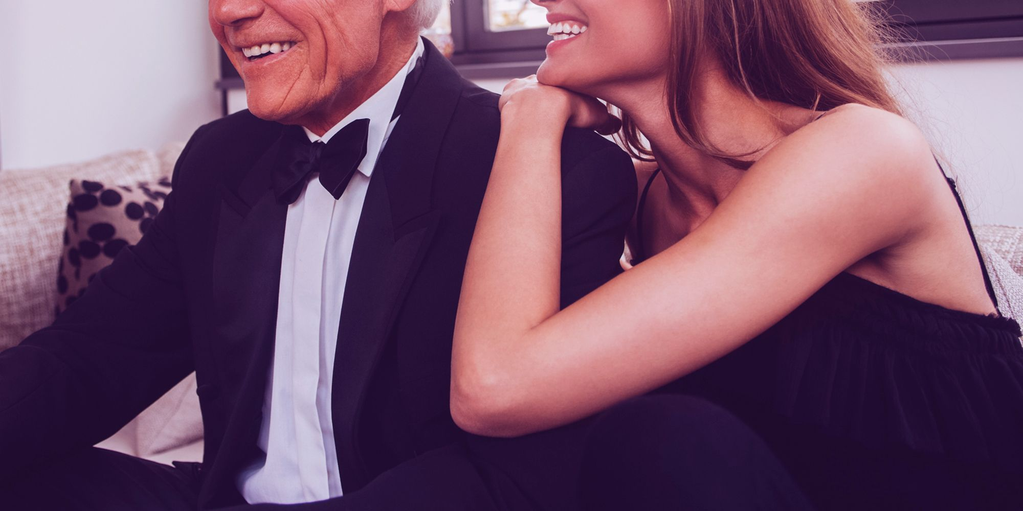 What it's like to be a 20-year-old woman dating a man in his 50s