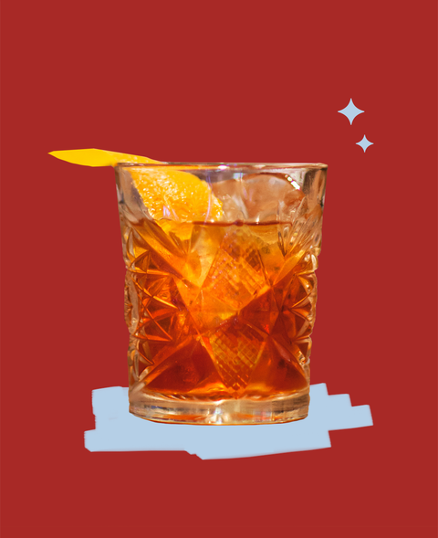 cocktails horoscope astrology star sign whiskey drinks old fashioned ideas