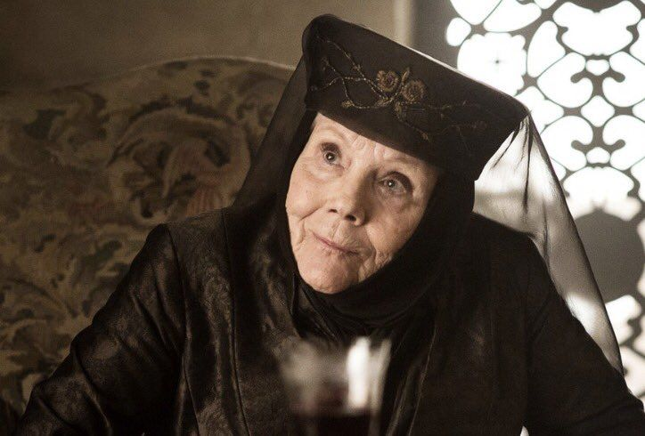 The Most Savage Olenna Tyrell Quotes of All Time - Game of