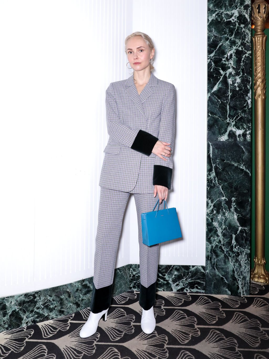 Olga Karput Olga Karput along with DJ Peggy Gou celebrated the launch of her first Kirin collection with a special dinner at Beefbar in Paris on February 26.