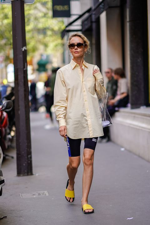 Street Style -Paris Fashion Week - Menswear Spring-Summer 2019 : Day Four