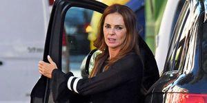 Olga Moreno celebra su 43 cumpleañosen Málaga y responde a las demandas de Rocío Carrasco