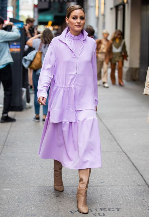 Street Style - New York Fashion Week September 2019 - Day 4
