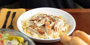 Olive Garden Is Bringing Back Its Giant Chicken Parmesan