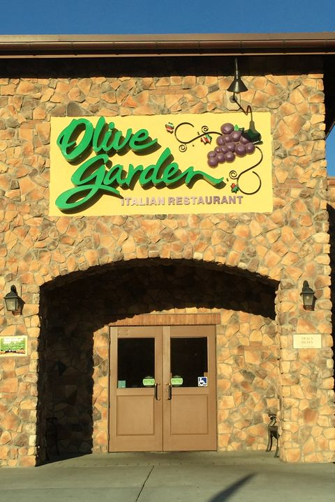 Kid-Friendly Restaurants Olive Garden