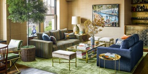 Fall Color Decorating Rooms With Autumn Color Ideas For