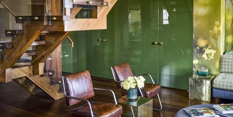 30 Impossibly Chic Olive Green Paint Color Amp Decor Ideas