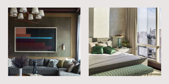 30 Impossibly Chic Olive Green Paint Color & Decor Ideas