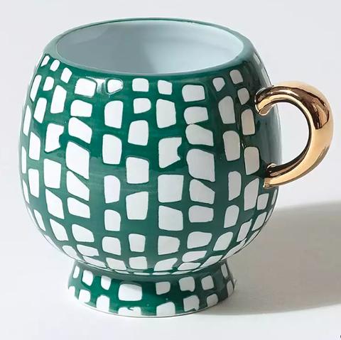 Oliver Bonas printed mug