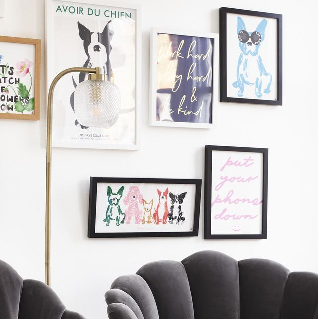 oliver bonas wall art collection