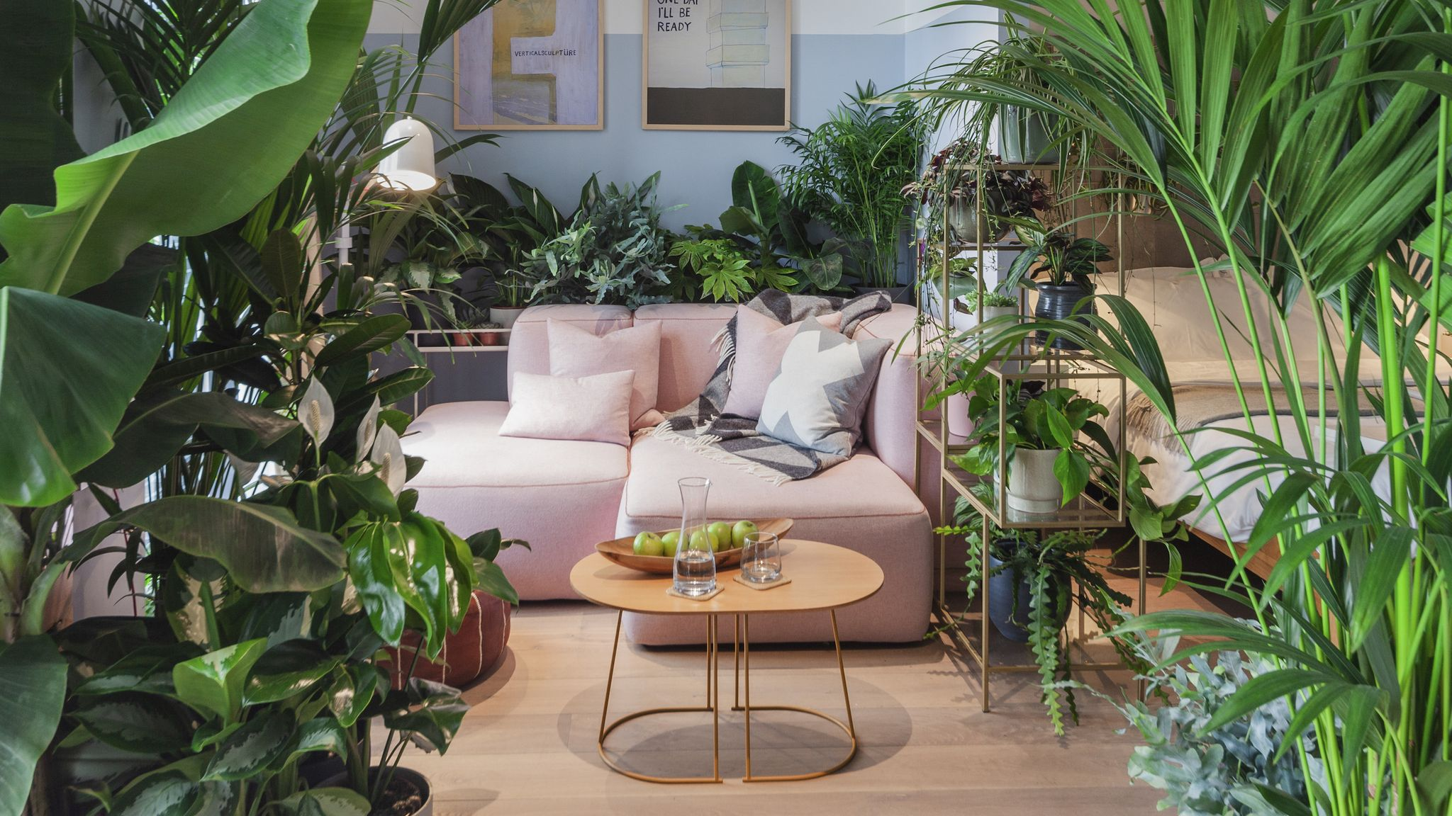 The UK's first houseplant hotel suites to open at Leman Locke in East London