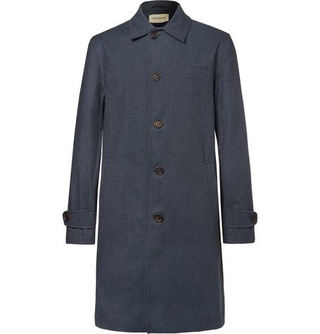 Clothing, Coat, Overcoat, Outerwear, Trench coat, Sleeve, Collar, Jacket, Frock coat, Button,