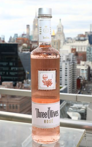 There's A New Rosé Vodka You Need To Try