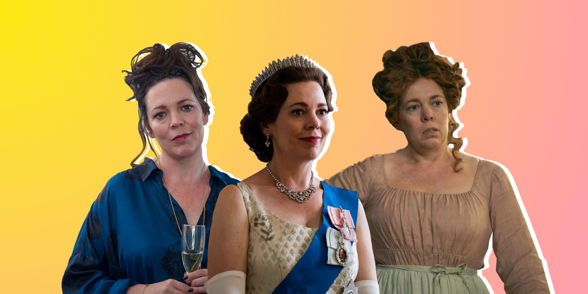 The 15 Best Olivia Colman Movies And Tv Shows