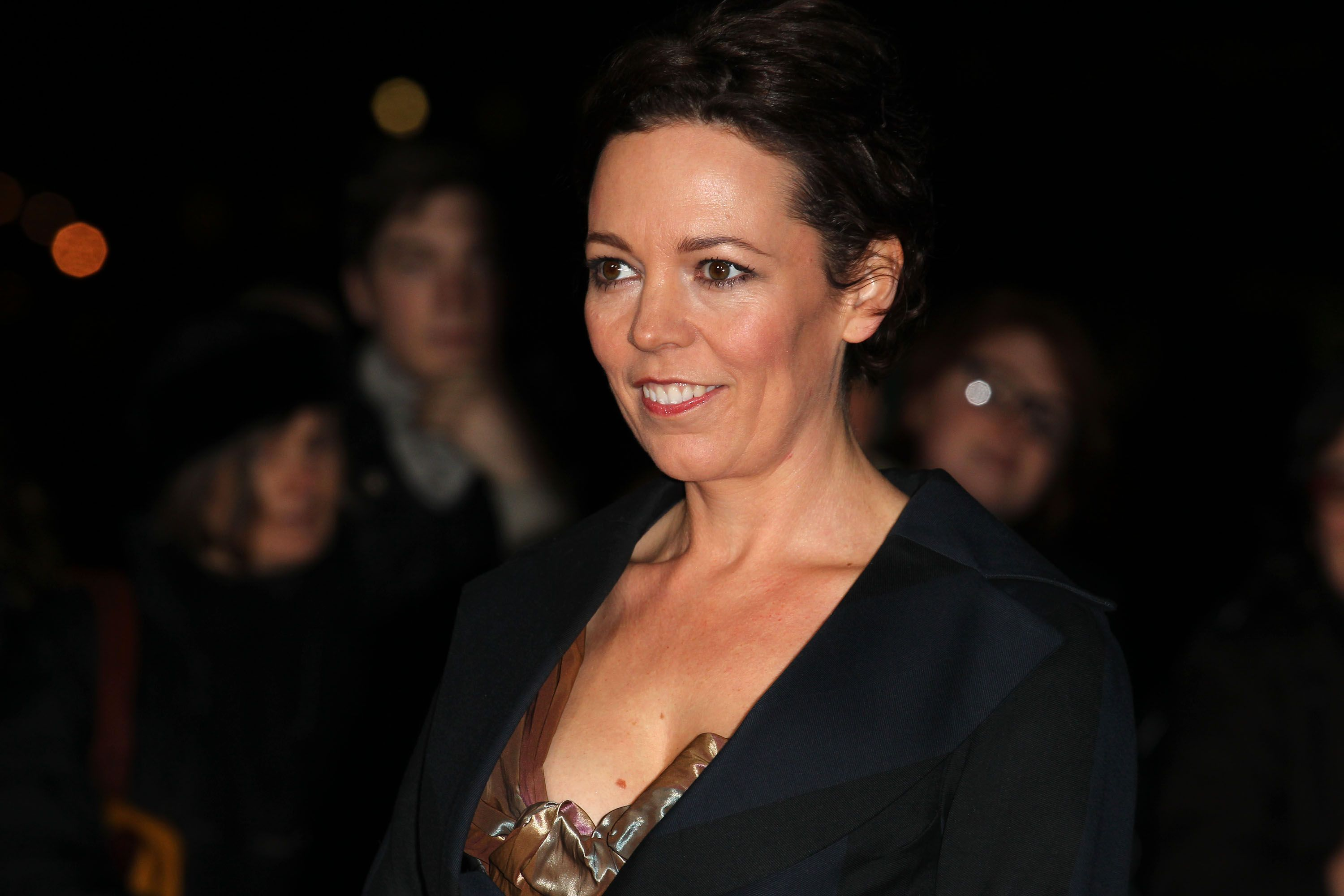 Olivia Colman nude photos 2019