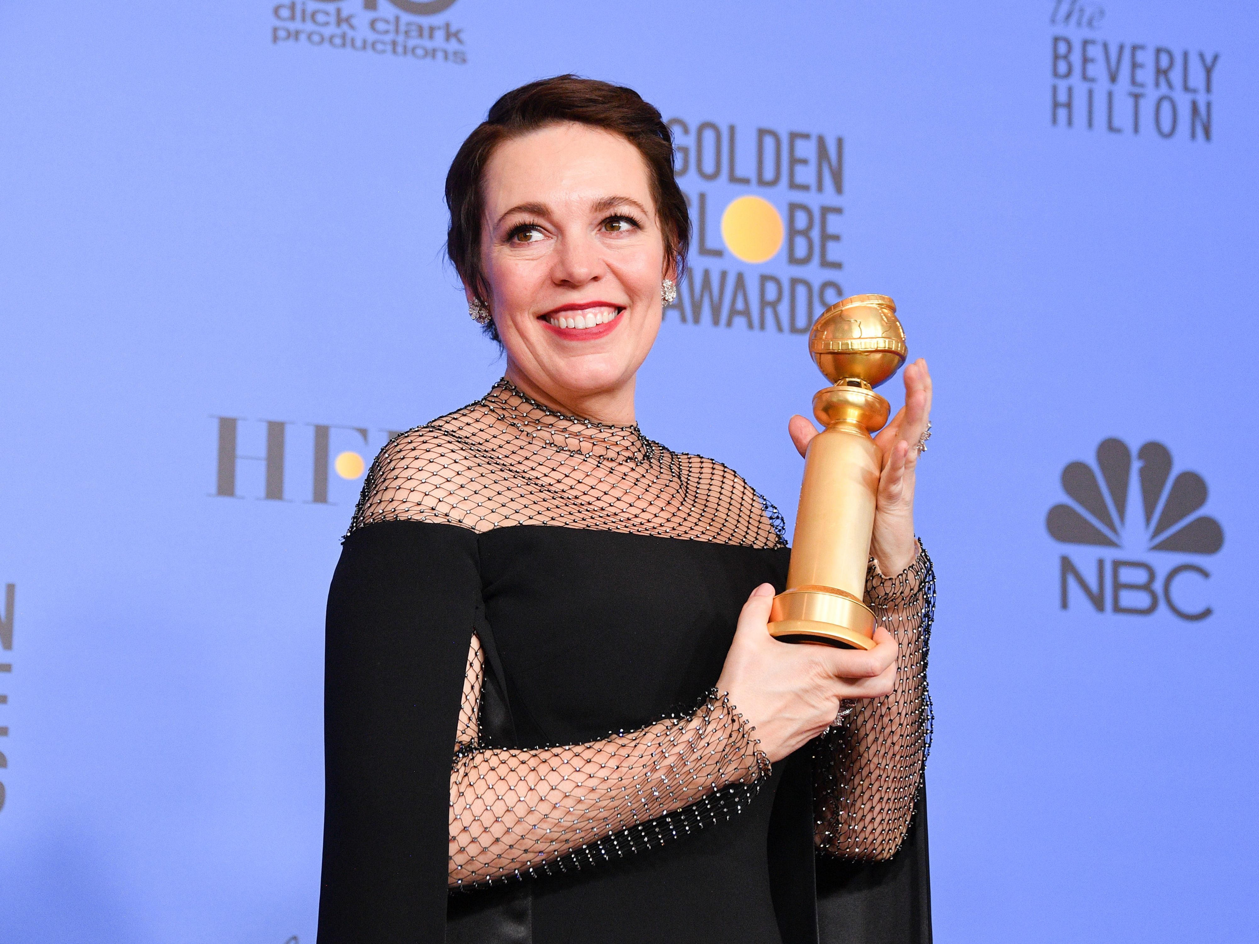 Olivia Colman reveals struggle with Wikipedia over age