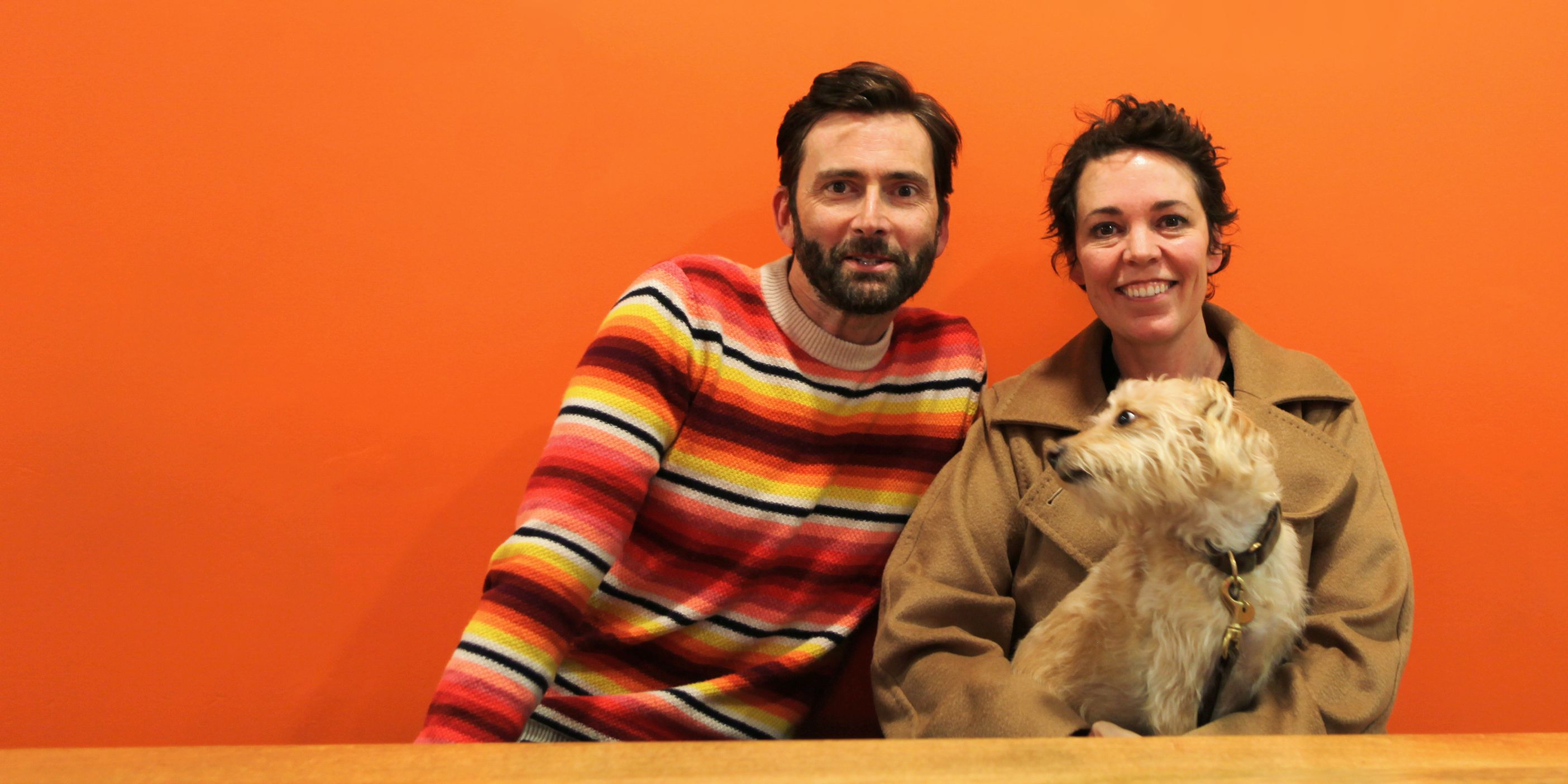 David Tennant Is Starting a Podcast, and Olivia Colman Will Be His First Guest
