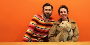 david tennant podcast olivia colman