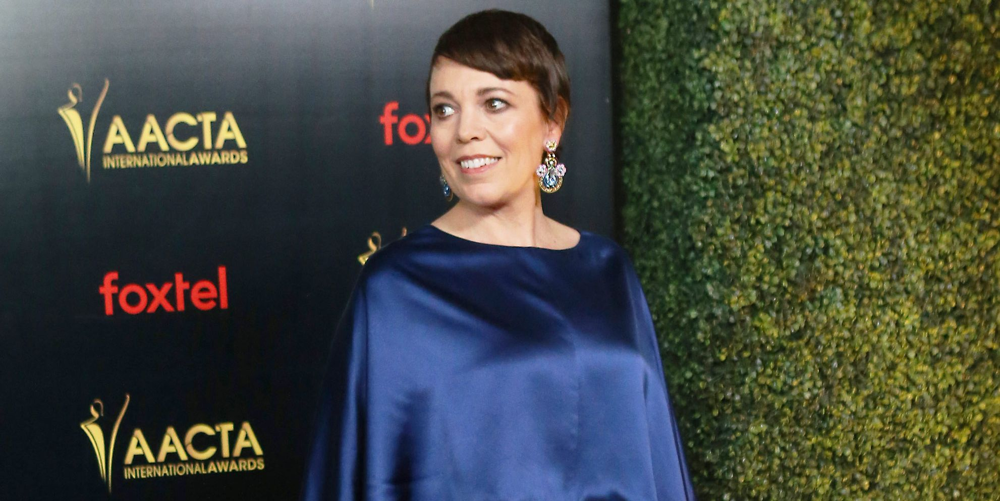Olivia Colman admits famous AA advert almost ruined her career