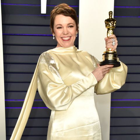 Queen Elizabeth Just Bestowed a Rare Honor on The Crown Actress Olivia Colman