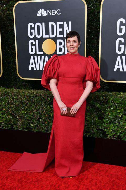 Golden Globes dresses