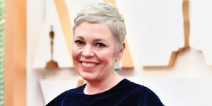92nd Annual Academy Awards - Olivia Coleman goes blonde for the Oscars 2020