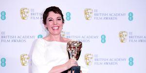 Olivia Colman BAFTA Awards 2019