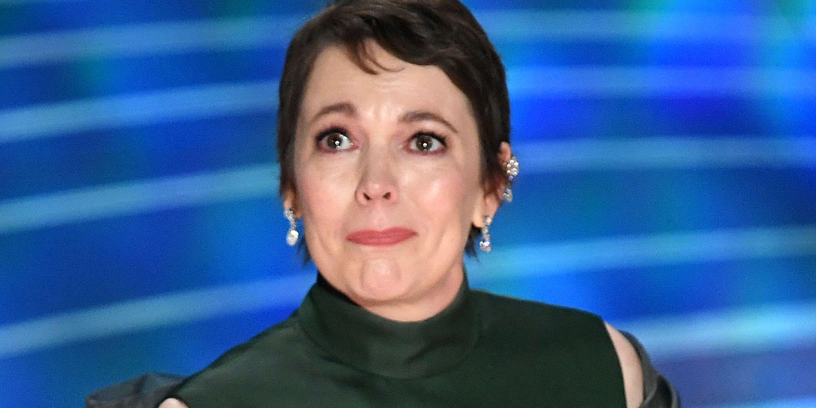 Olivia Colman, Best Actress, Oscars 2019