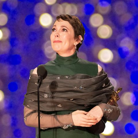 The Crown's Olivia Colman, Bear Grylls and more given The Queen's birthday honours