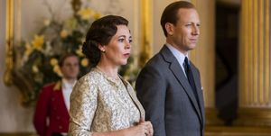 Olivia Colman, The Crown, season 3, Tobias Menzies, The Queen, Netflix