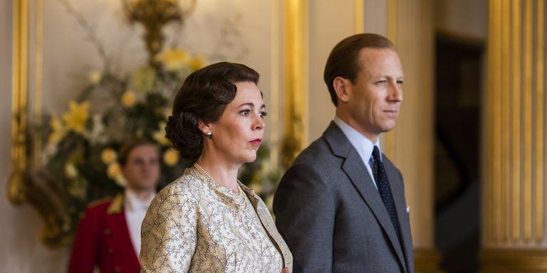 Olivia Colman, The Crown, season 3, Tobias Menzies, The Queen, Netflix
