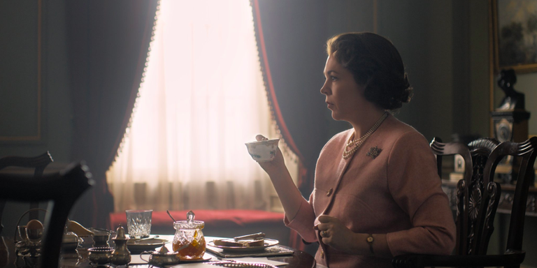Olivia Colman, The Crown