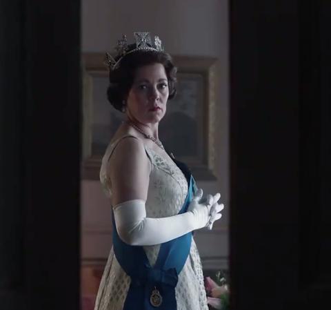 olivia colman, the crown season 3