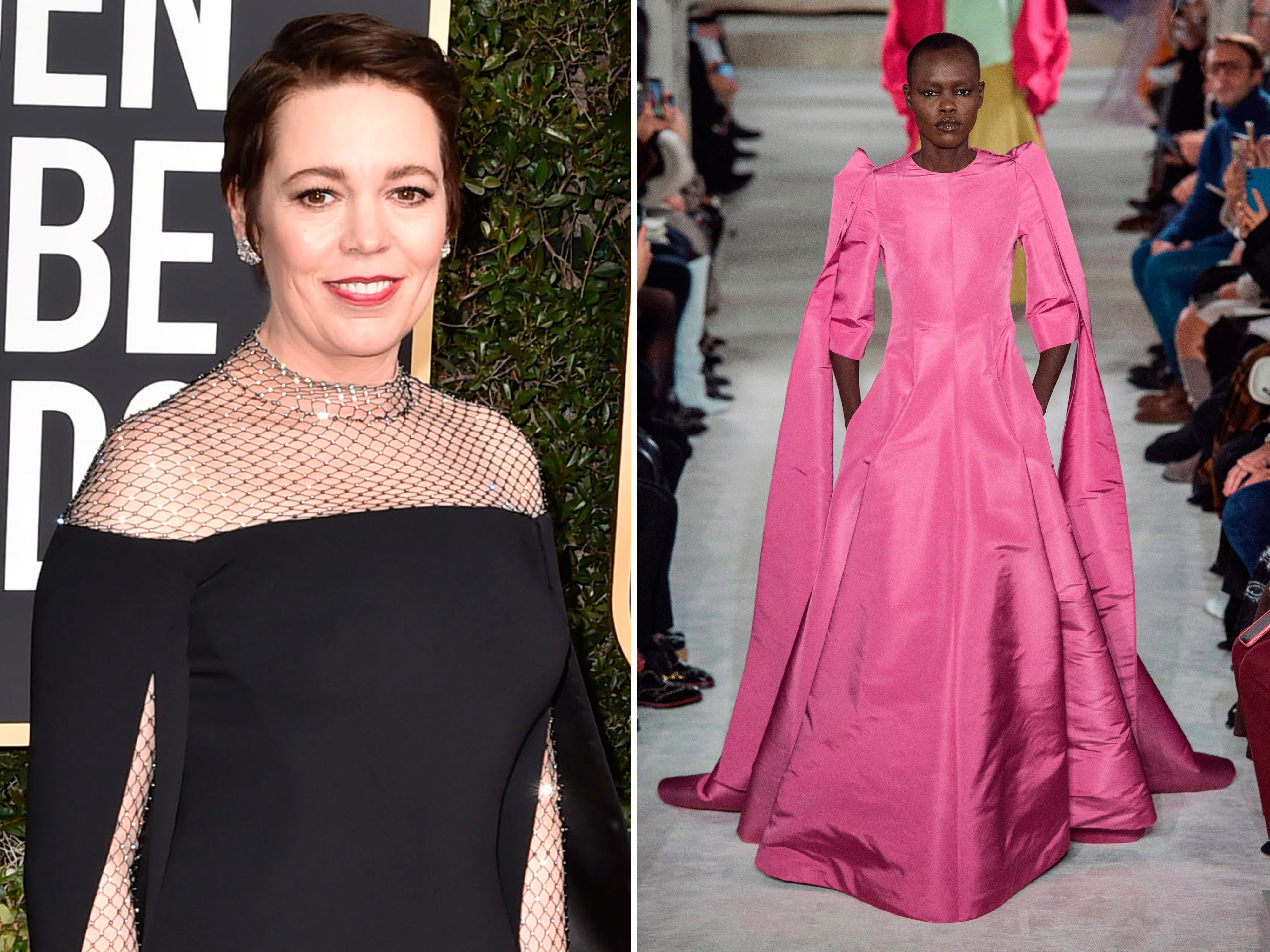 Oscar dress predictions