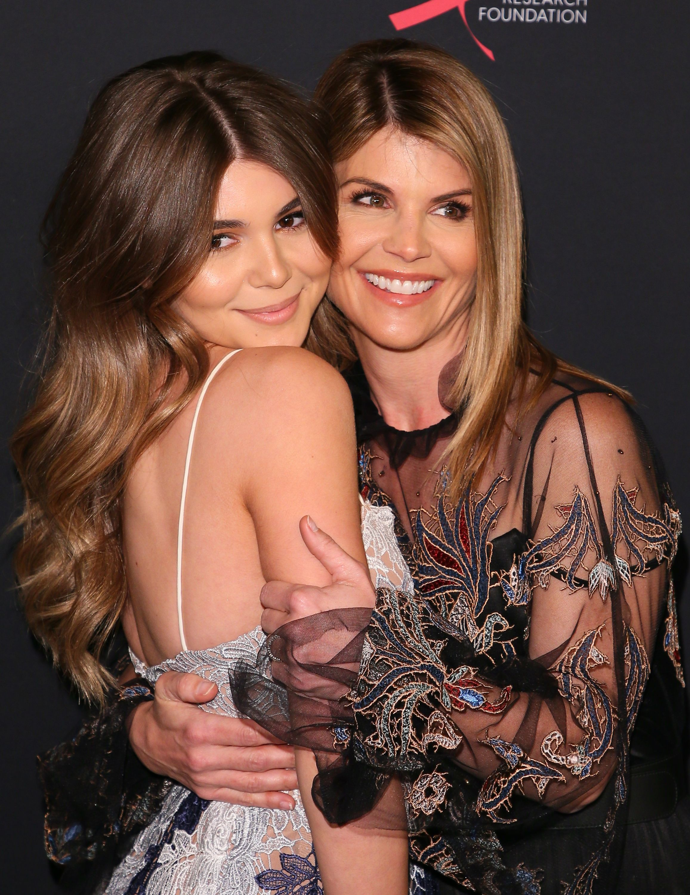Lori Loughlin and Olivia Jade Reportedly Aren't Close Post-Scandal, but They're Working On It