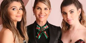 Olivia Jade, Lori Loughlin, and Isabella Giannulli