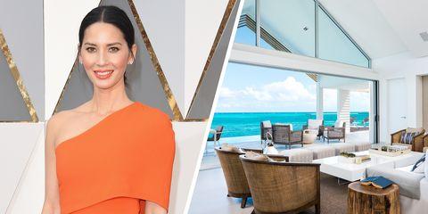 Inside Olivia Munn's Glamorous July 4th Weekend Villa - Turks And Caicos Luxury Villa