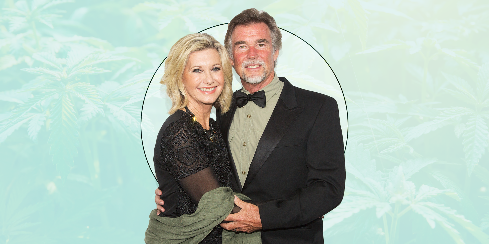 Olivia Newton John And Husband John Easterling On Fighting Cancer With Cannabis