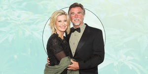 olivia newton-john and john easterling - cannabis and cancer interview