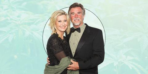 Olivia Newton-John and Husband John Easterling on Fighting