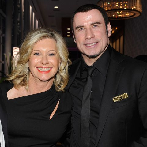 John Travolta Speaks out About Olivia Newton-John's Breast Cancer Battle
