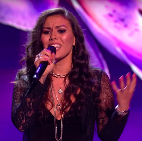 X Factor Celebrity S Olivia Olson Speaks Out After Emotional