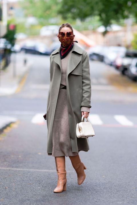 los abrigos de las famosas que marcan tendencia