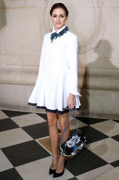 christian dior  front row   paris fashion week womenswear fallwinter 2014 2015