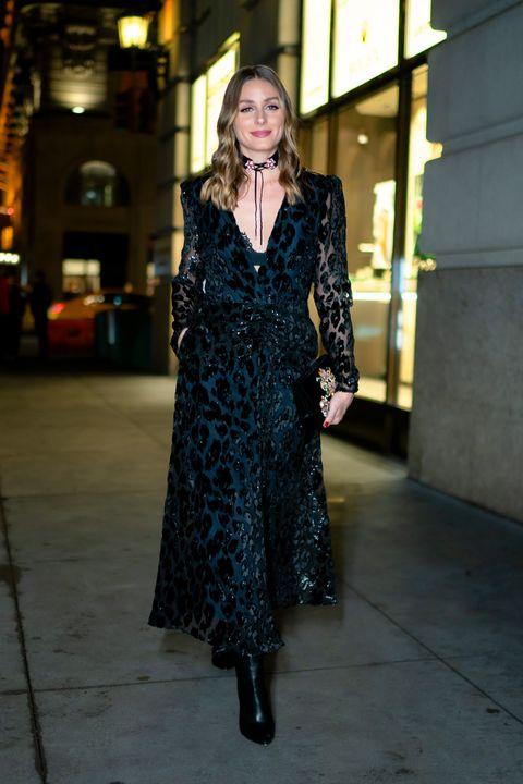 Celebrity Sightings In New York City - October 30, 2019